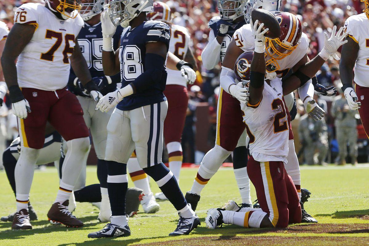 NFL: Dallas Cowboys at Washington Redskins
