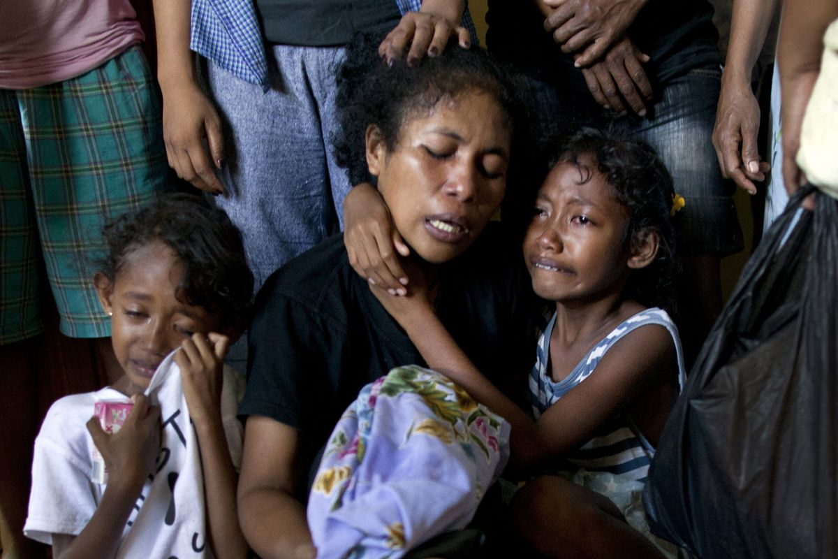 East Timor, one of Asia's poorest nations, is plagued by many illnesses such as malaria and tuberculosis.