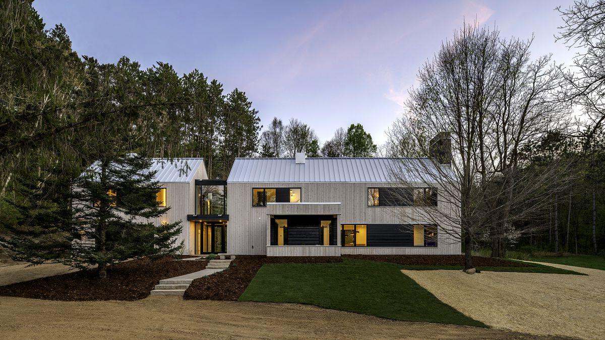 Modern Barnhouse