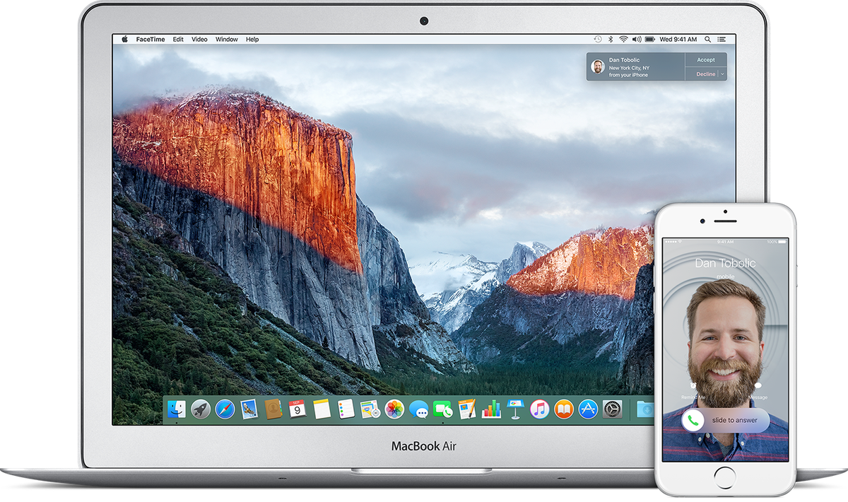 os x continuity-weekend-apple