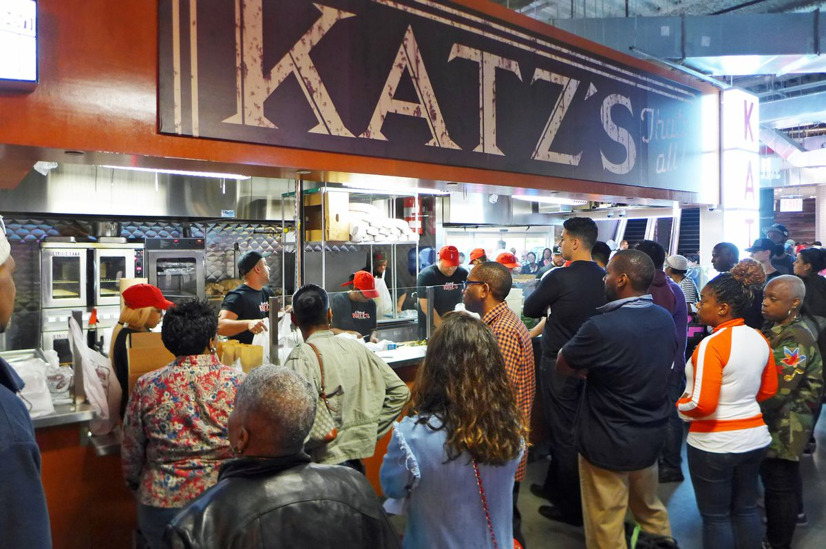What to Eat — and Skip — at Newly Opened DeKalb Market Hall