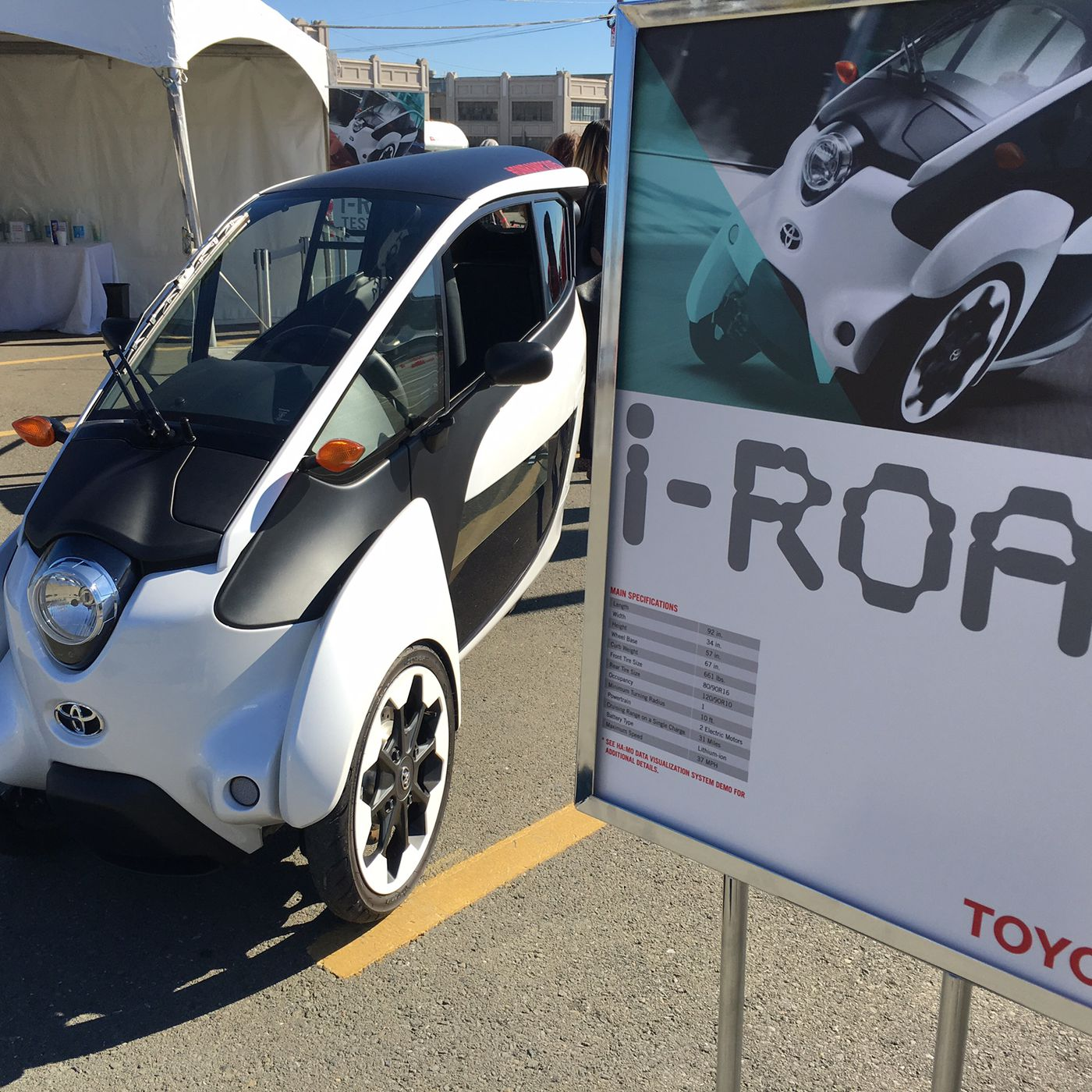 Toyota Taps Silicon Valley To Seek Business Model For Quirky I Road Three Wheeler