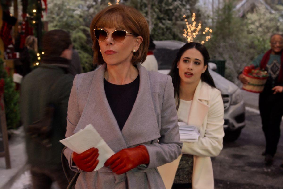 regina and her assistant felicity