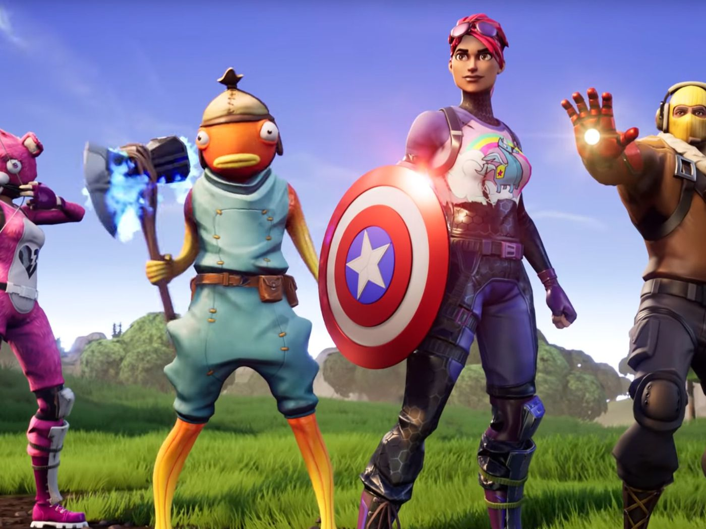 Fortnite S Avengers Endgame Mode Is Now Live With Patch 8 50 Polygon