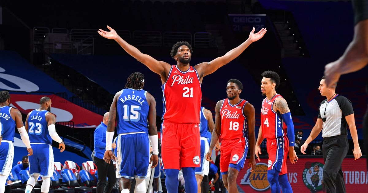 Sixers' Joel Embiid named 2021 NBA All-Star starter - Liberty Ballers