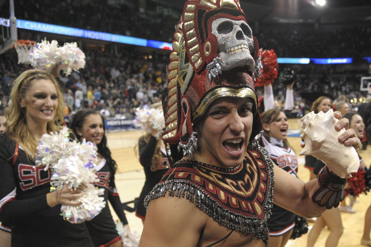 Does YOUR school have a Mola Ram lookalike as its mascot?  Didn't think so.