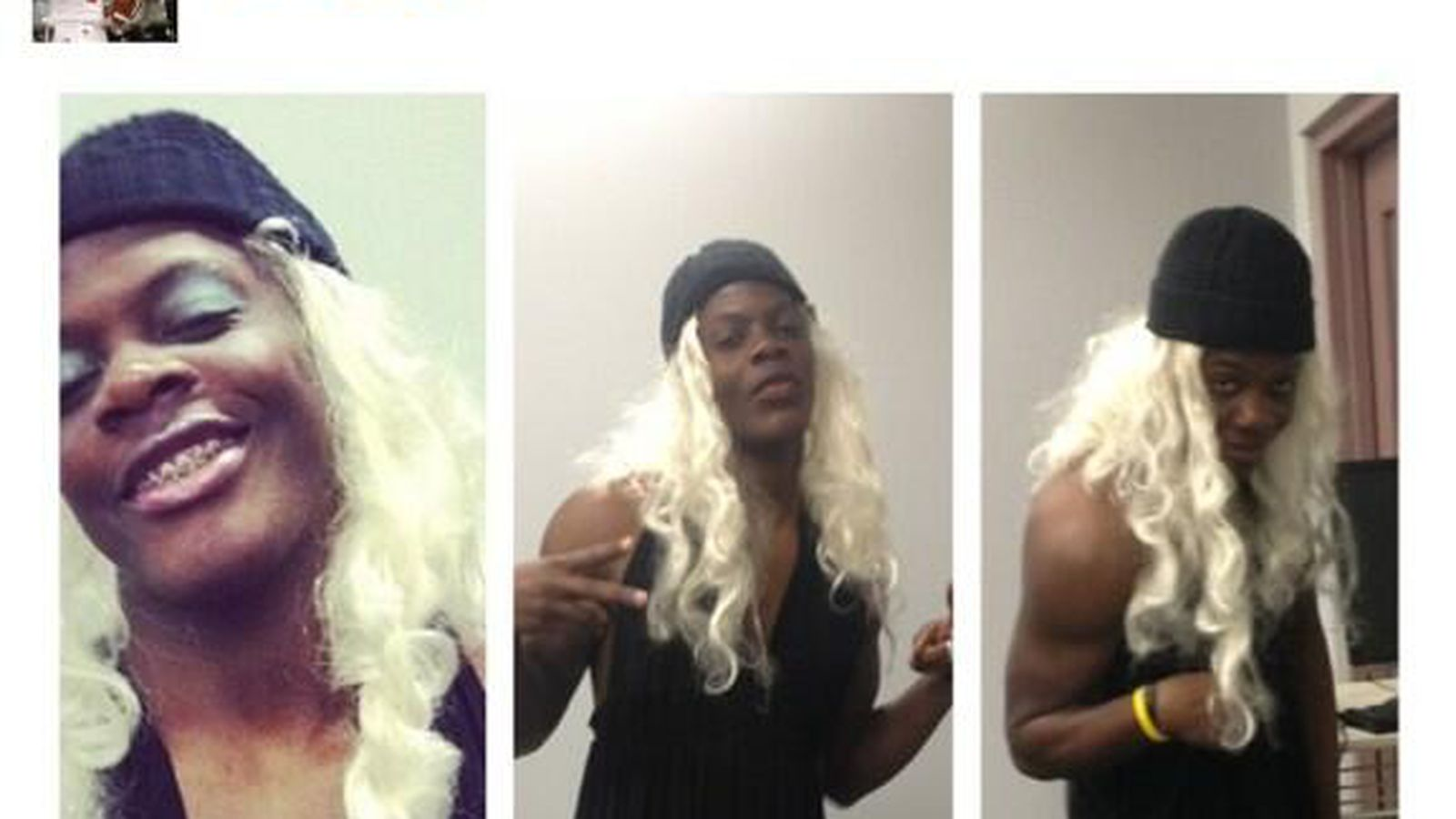 Here S Teddy Bridgewater In Drag Apparently For Class