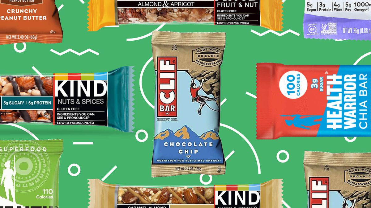 Are Clif, Kind, and Luna bars good for you? - Vox