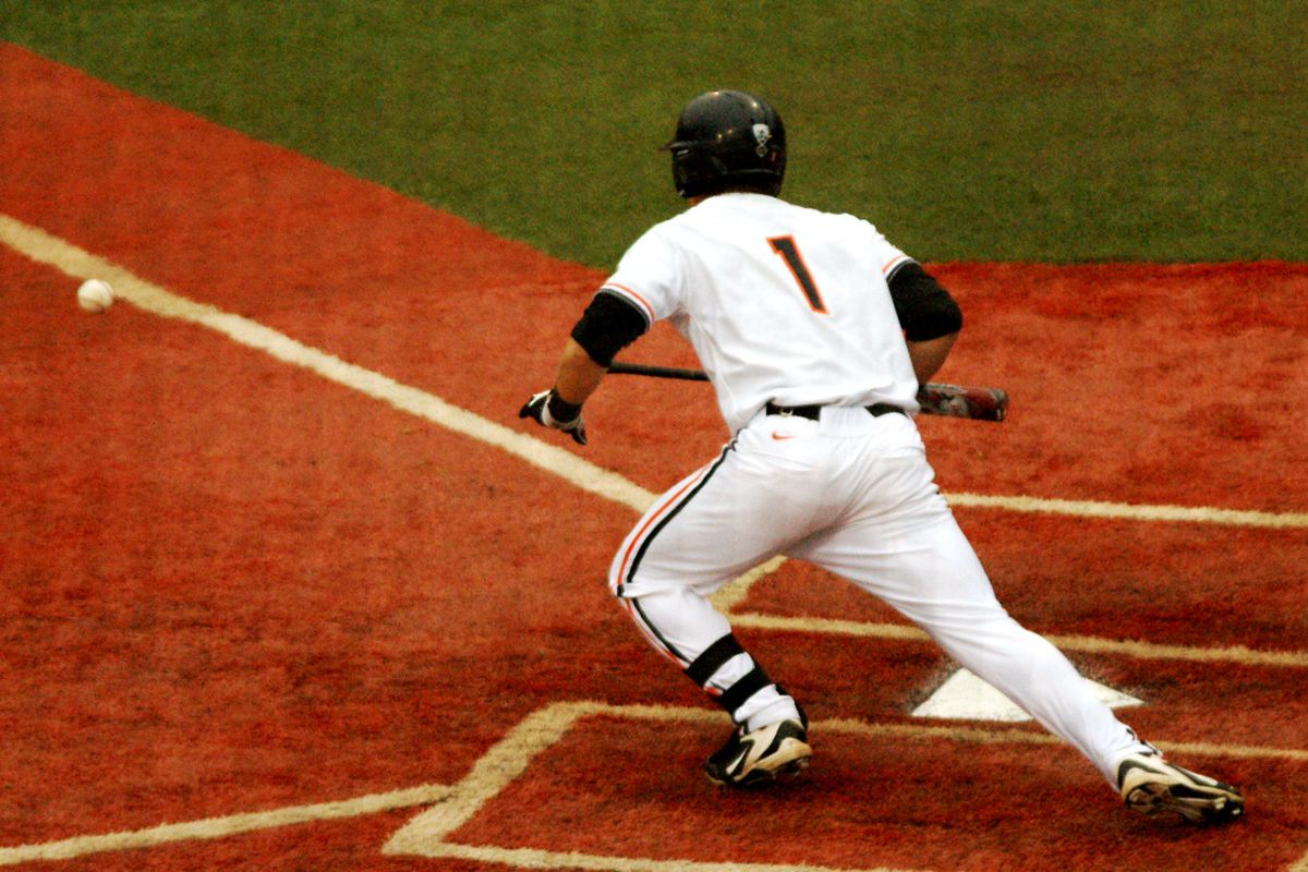Tyler Smith went 3-5 with 3 RBI's and 3 runs in Friday's victory. (Photo by Andy Wooldridge)