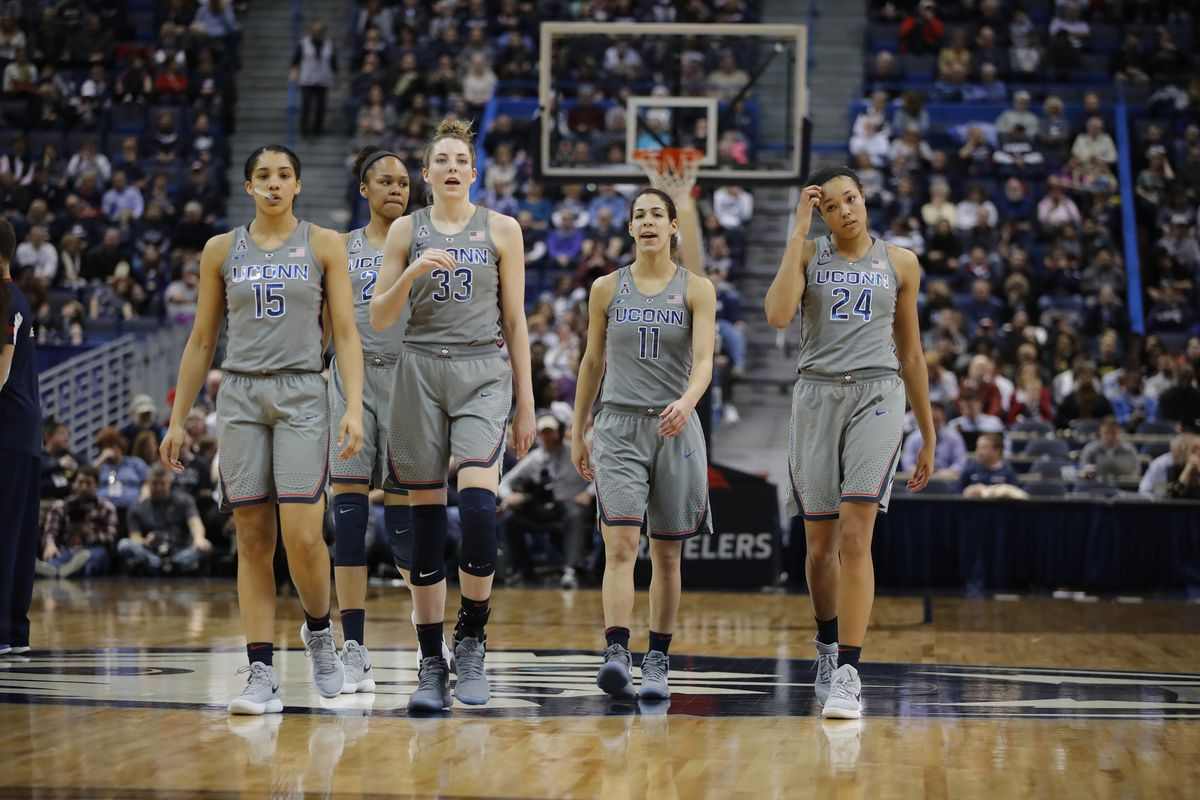 Halftime (And Final) Score Of UConn Women's Basketball Game Was Absurd