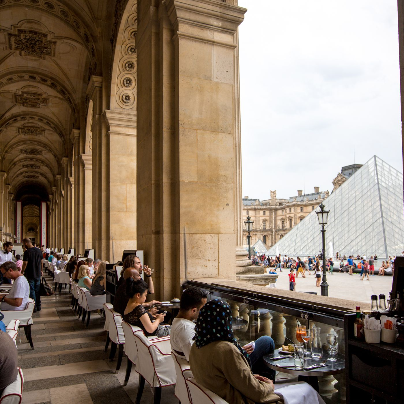 Where To Eat At The Louvre Eater