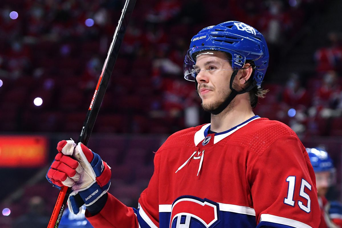 Vegas Golden Knights v Montreal Canadiens - Game Four