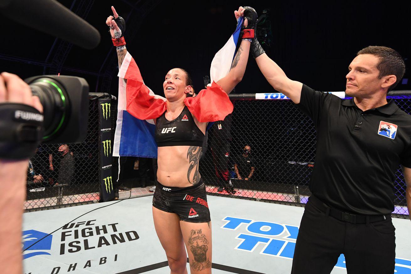 UFC Fight Night De Randamie v Pena