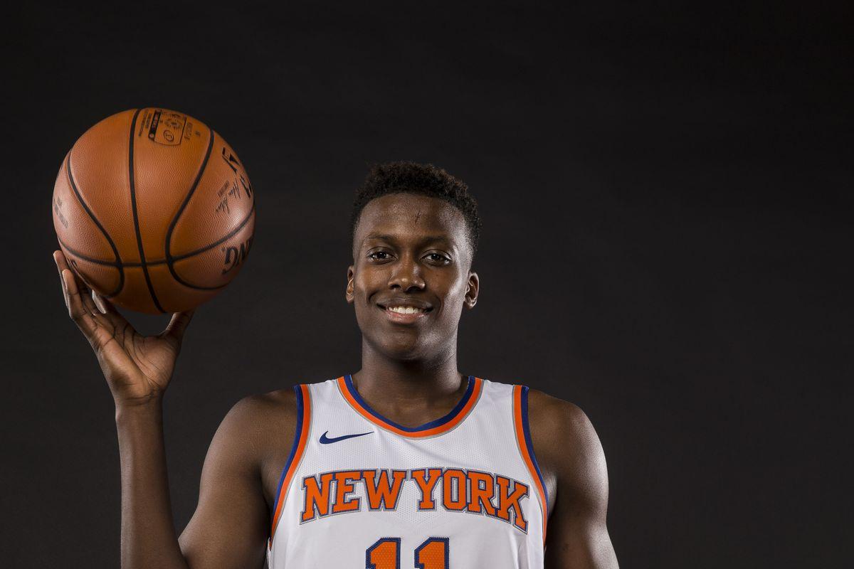 Knicks training camp roundup 09 30 17 Jeff Hornacek praises