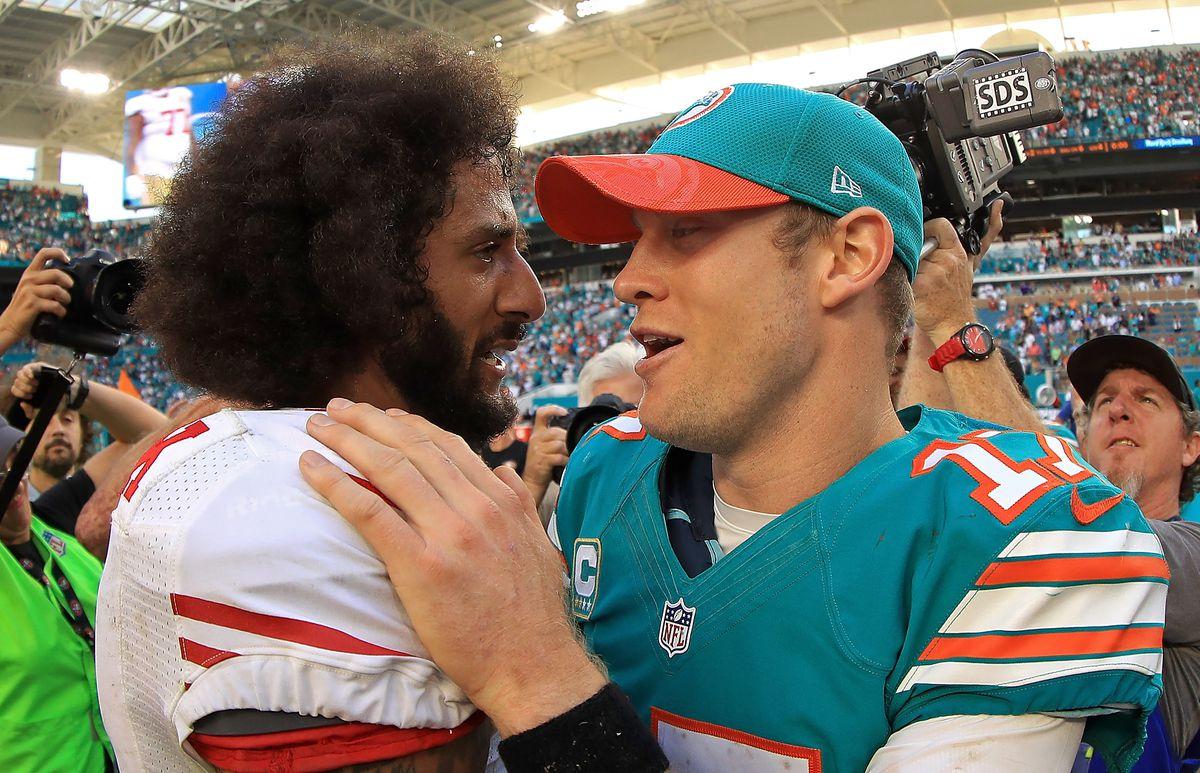 San Francisco 49ers v Miami Dolphins