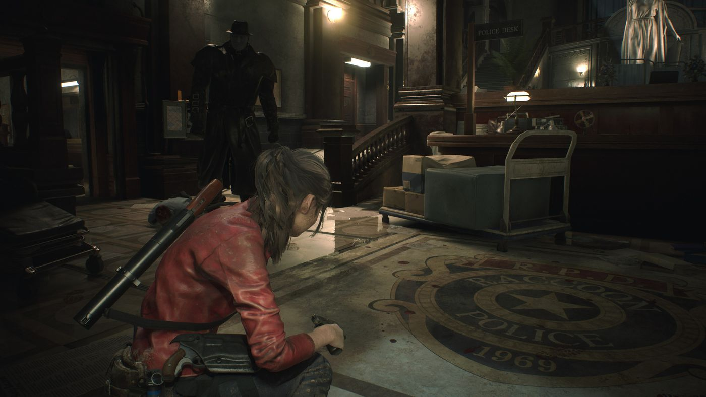 Resident Evil 2 Review The Verge