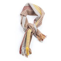 "<span class=""credit""><b>Kynoch</b> Wool Plaid Scarf at <b>Washington St. Originals</b>, <a href=""http://washingtonstoriginals.com/collections/all-clothing-recent/products/wool-plaid-scarf"">$50</a></span><p>"