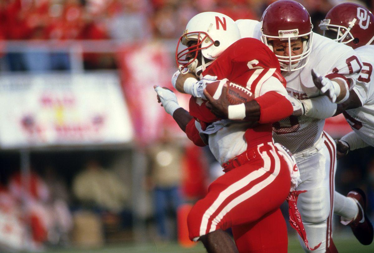 University of Nebraska vs University of Oklahoma