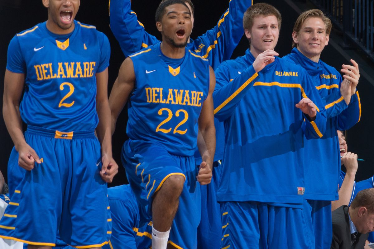 Delaware's basketball team might not be as excited when facing Ohio State.
