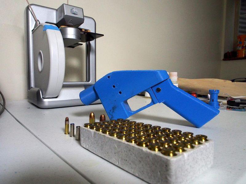 7.31 Vox Sentences: We're on a bullet train toward 3D-printed guns