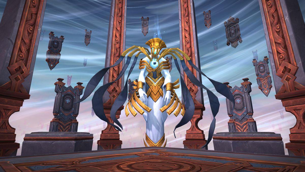 World of Warcraft: Shadowlands arbiter
