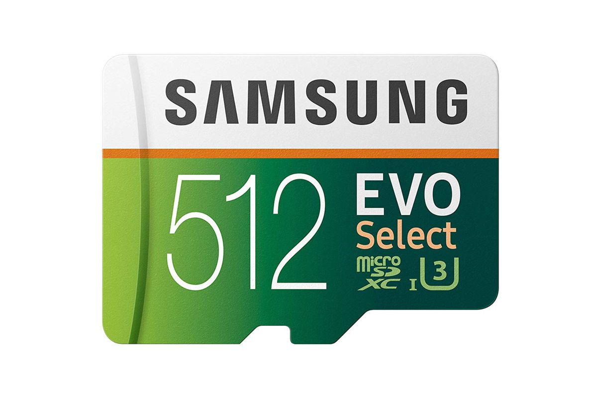 Samsung S 512gb Microsd For 99 Is The Cheapest Price We Ve Seen Yet The Verge