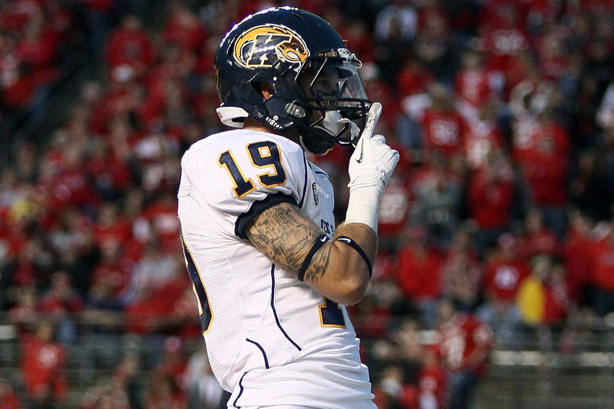 The MAC has shushed 8 AQ teams this year. Most recently, Kent State over #15 Rutgers.