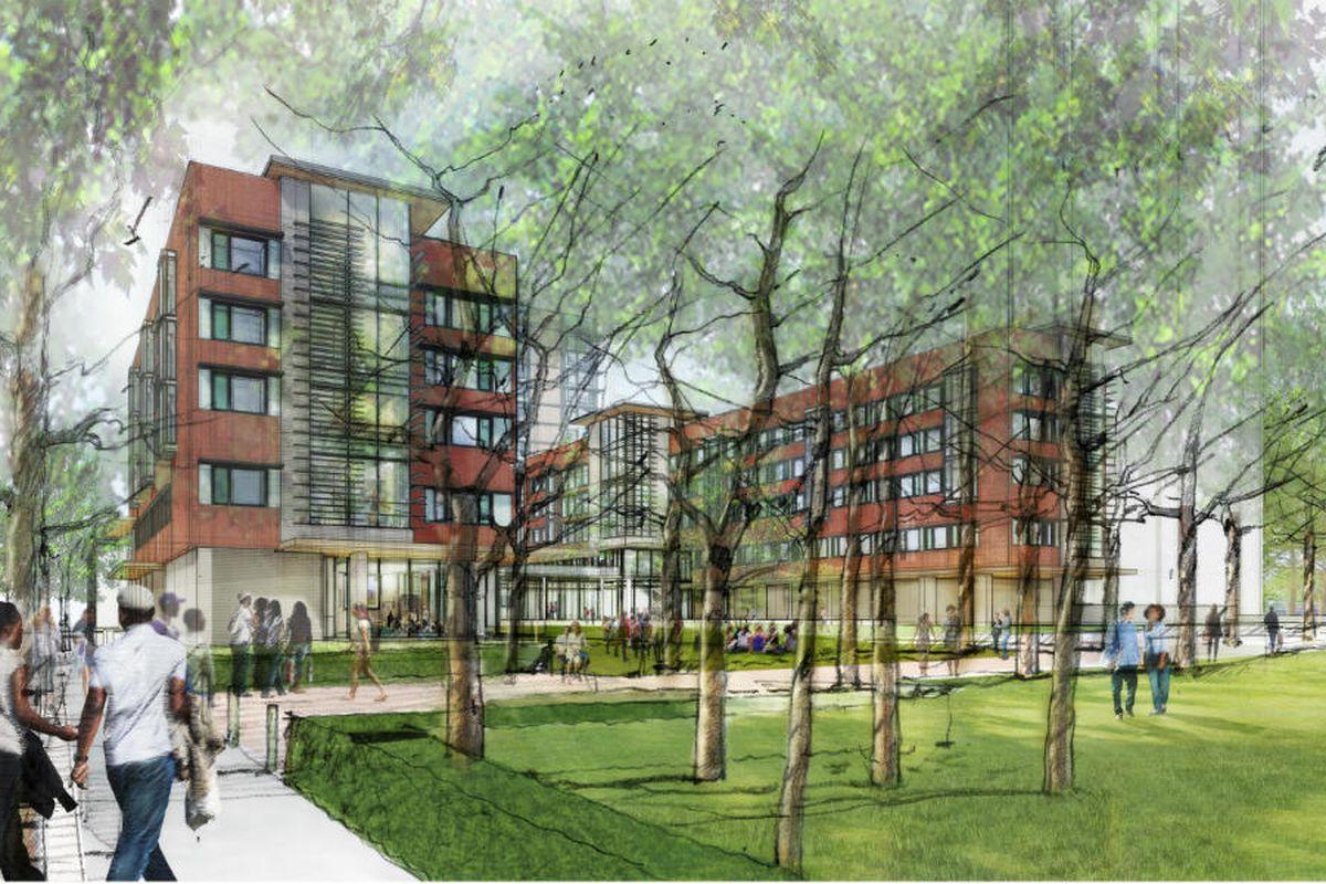 Bohlin Cywinski Jackson to design another Penn college house