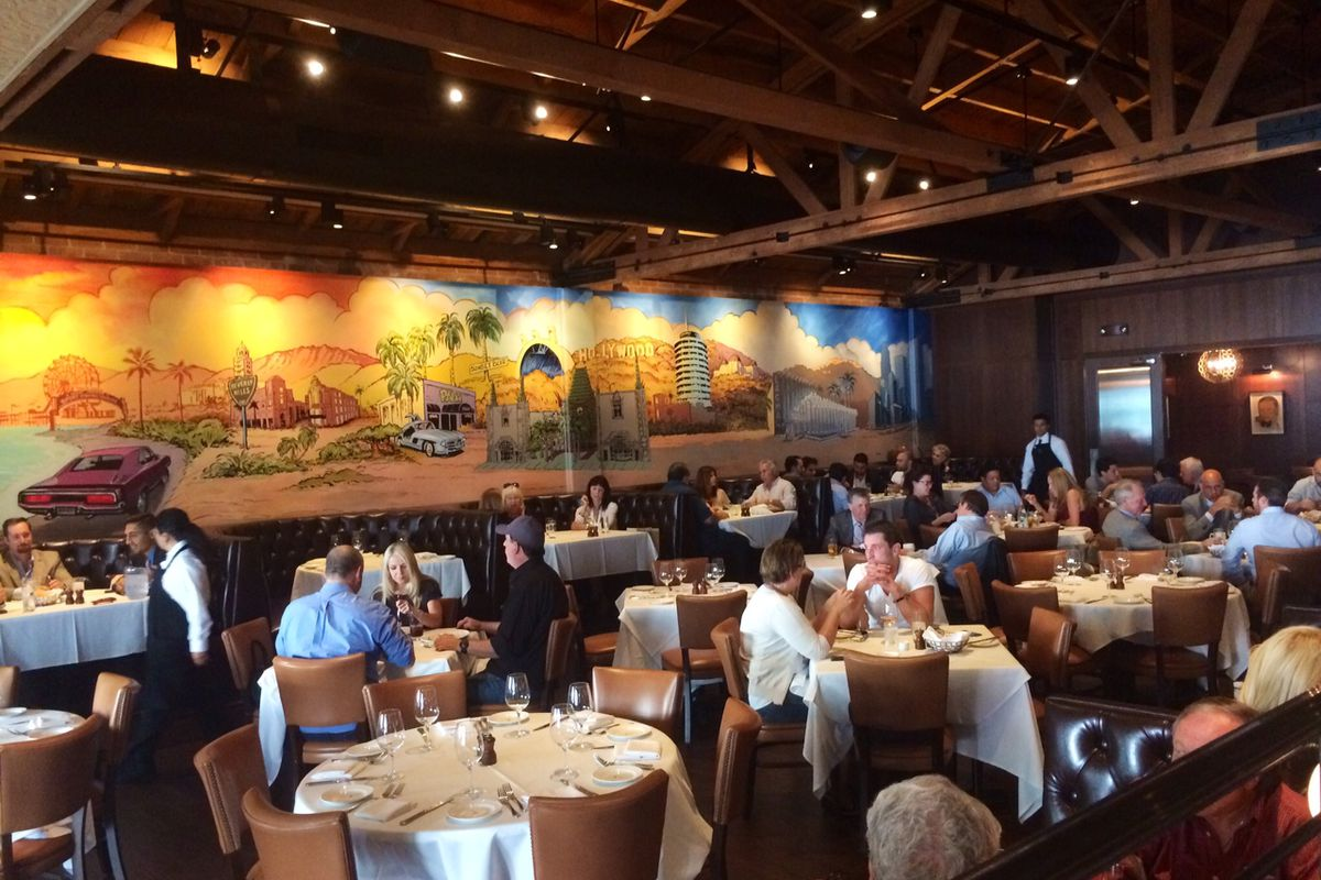 Inside The Palm, Beverly Hills