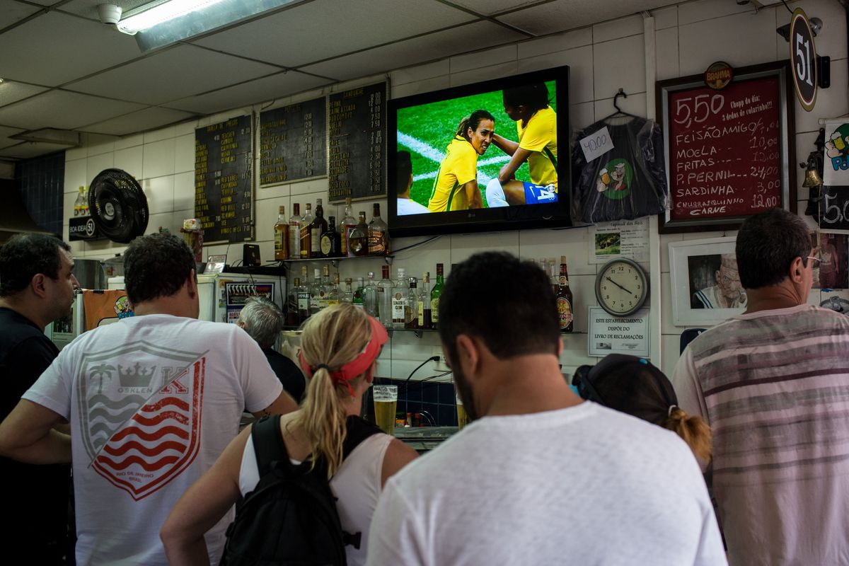 Rio De Janeiro Plays Host To The 2016 Summer Olympic Games