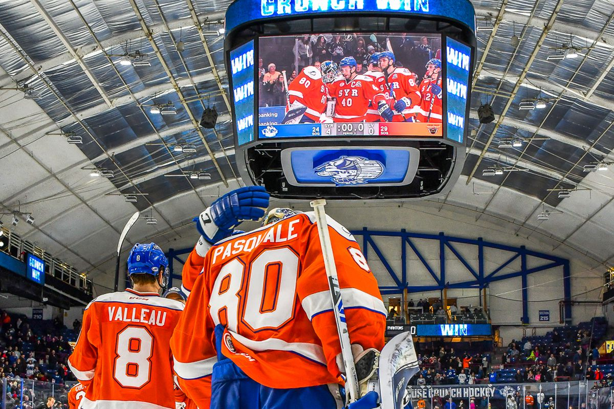 Looking Ahead To Syracuse Crunch Roster For 2019 20 Raw Charge