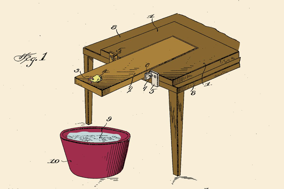 7 Horrifying Attempts At Building A Better Mousetrap Vox