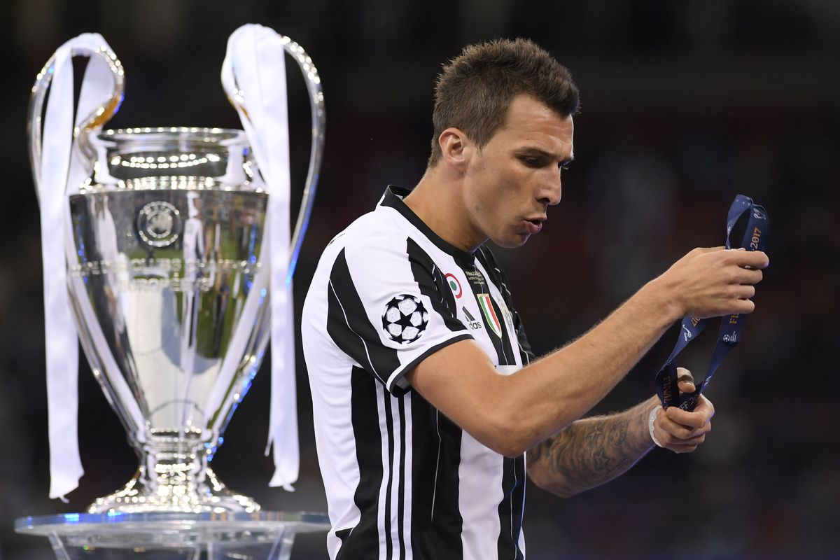 Juventus Vs Real Madrid 2017 Champions League Final Final Score 1 4 Juve Surrender European Title In Tale Of Two Halves Black White Read All Over