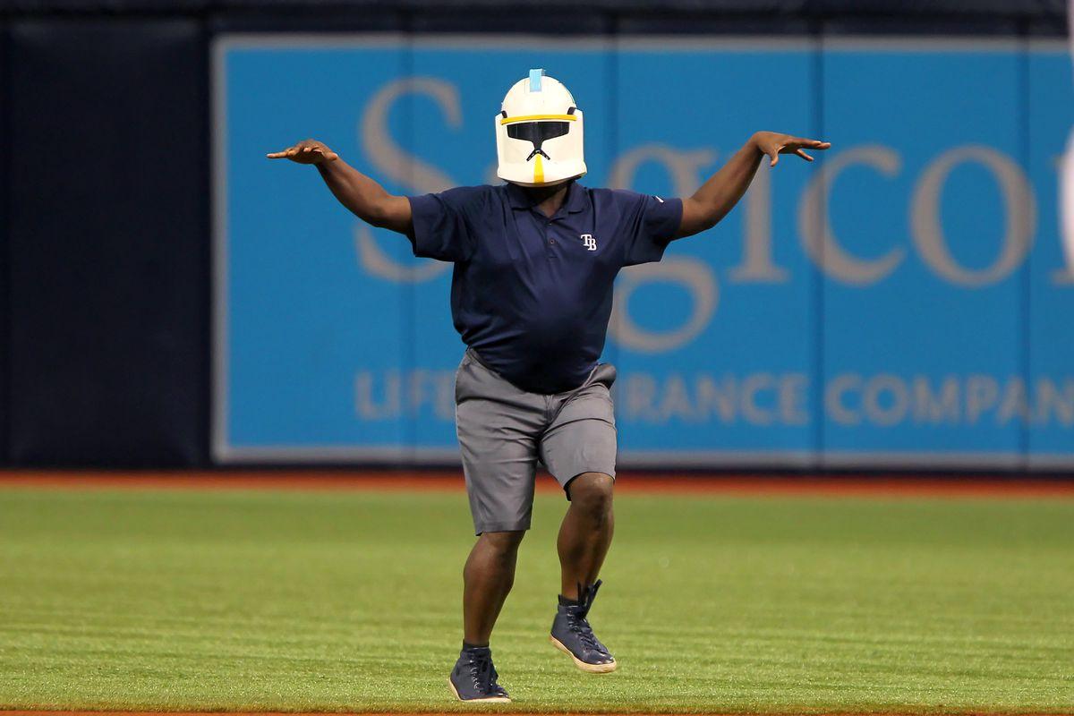 MLB: MAY 26 Orioles at Rays