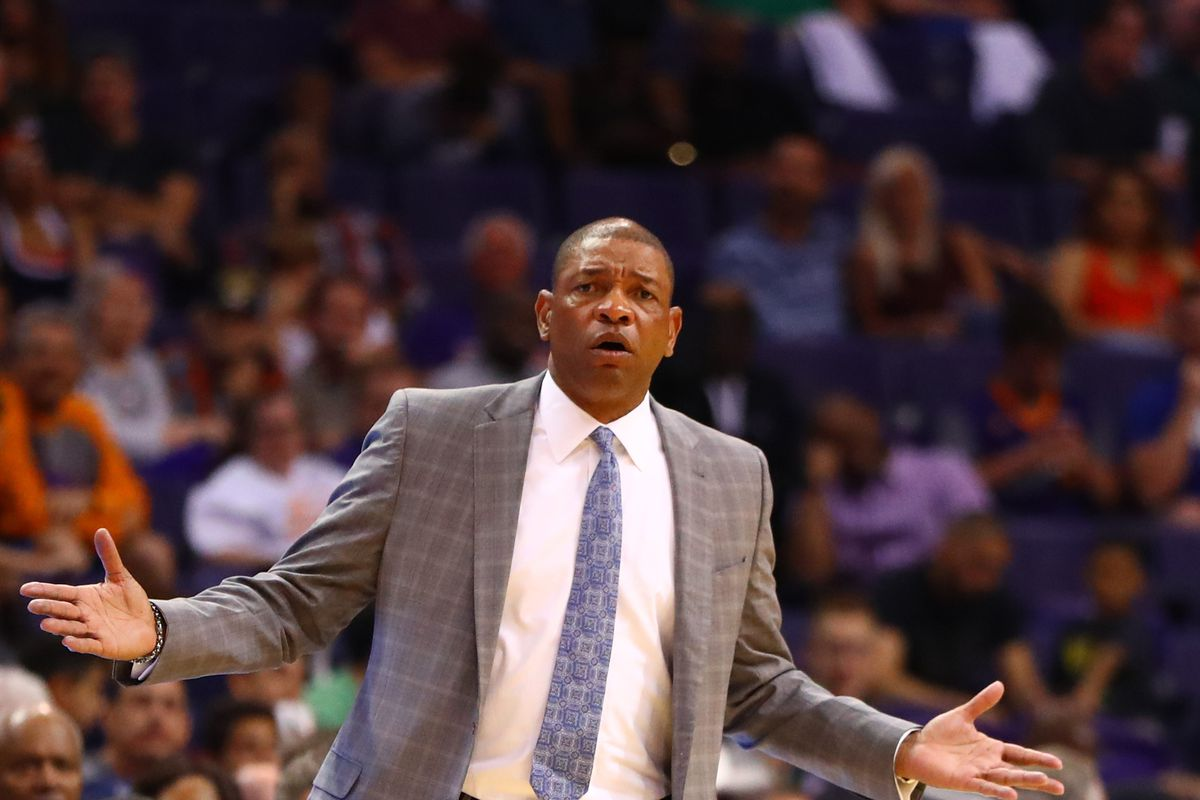Clippers continue to shake things up Doc Rivers removed from
