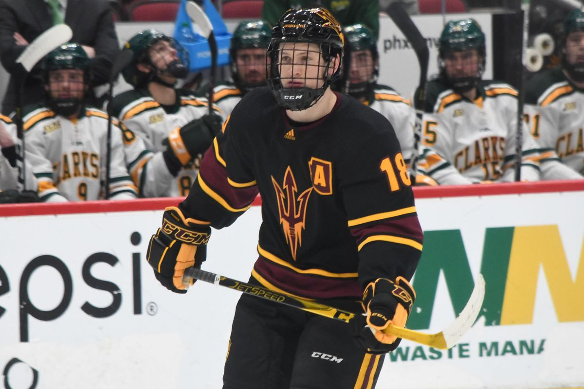 ASU Hockey: American International Preview - House of Sparky