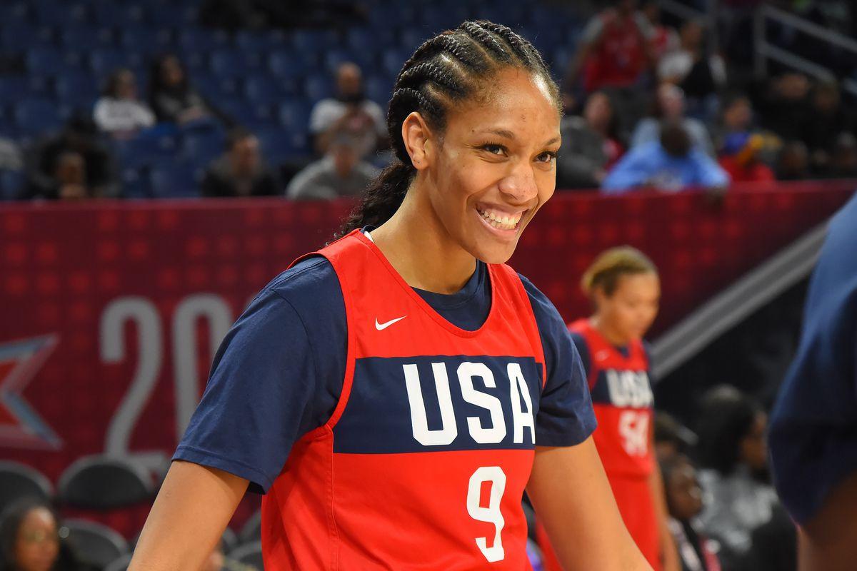 2020 NBA All-Star - USA Women's Basketball Showcase