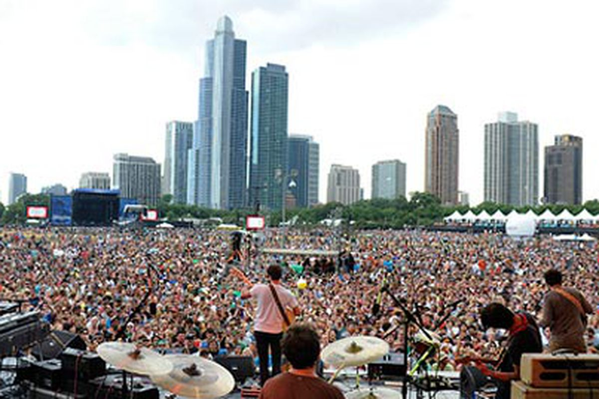 Portugal. The Man Plays Lolla