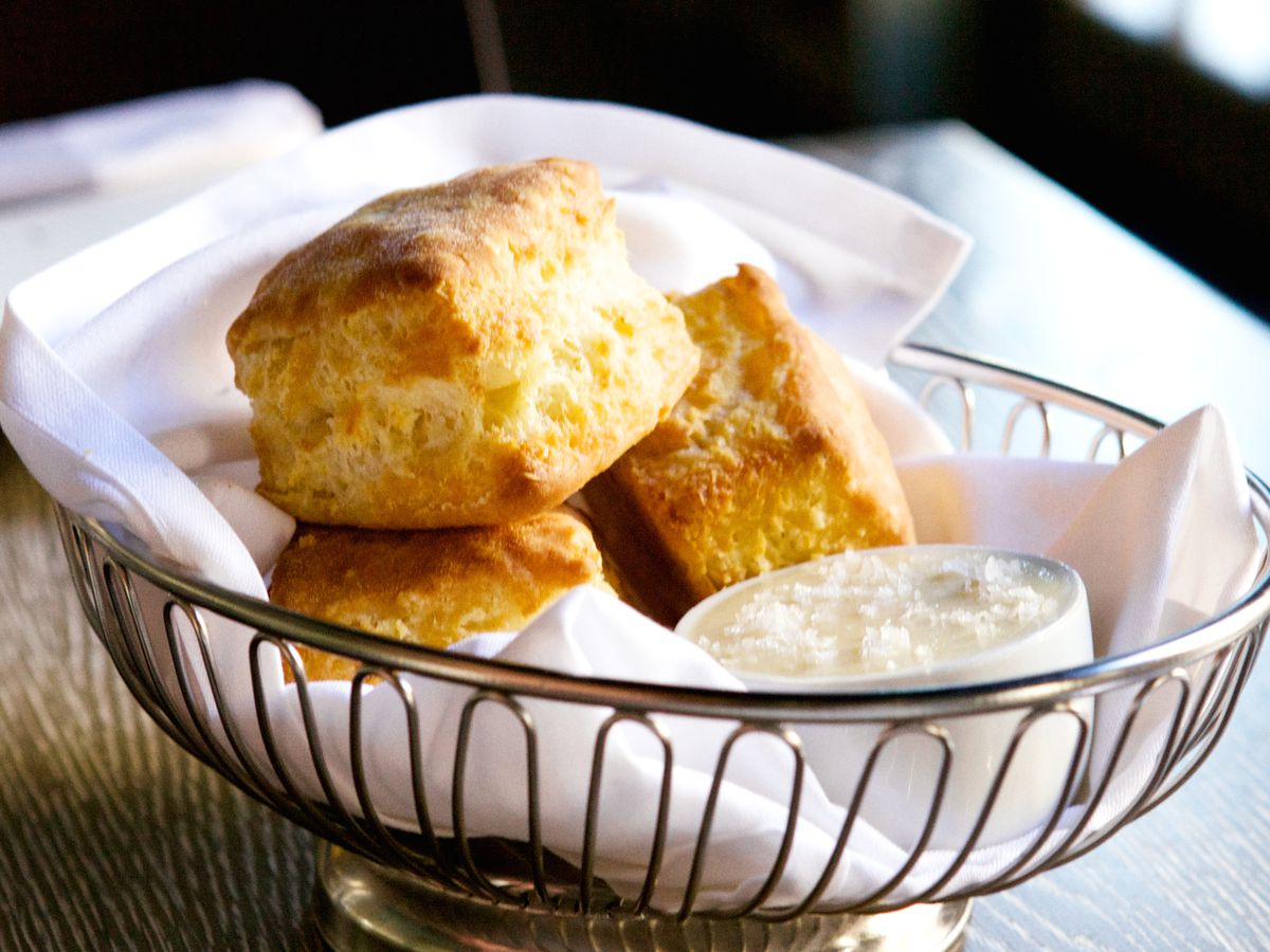 Biscuits at Olamaie