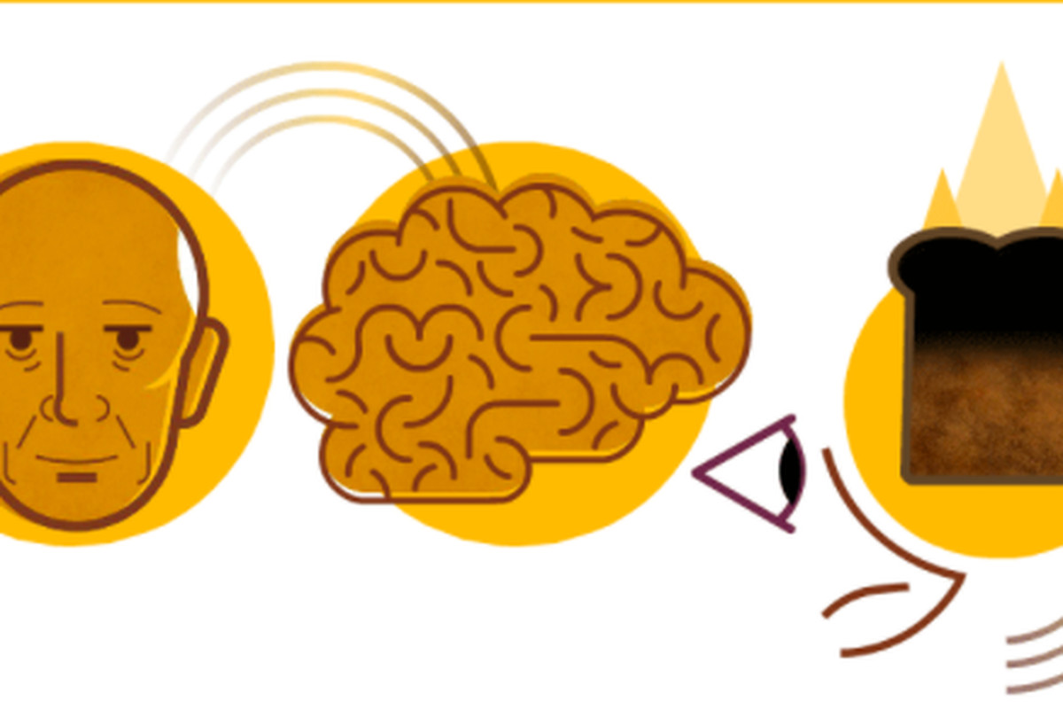 Google's Brain Surgery & Neurology Doodle For Wilder Penfield