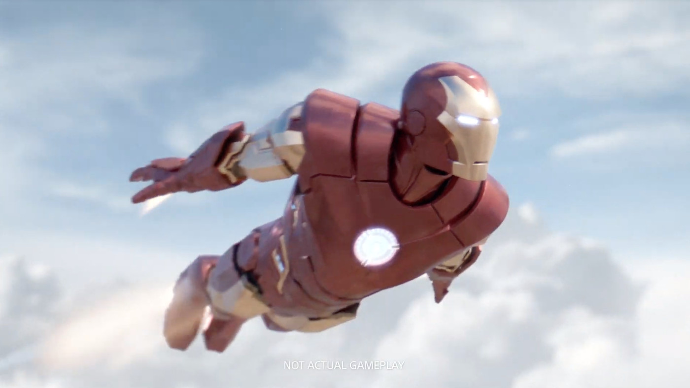 Marvel's Iron Man VR coming to PlayStation VR in 2019