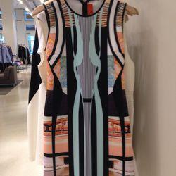 Clover Canyon neoprene dress, $101