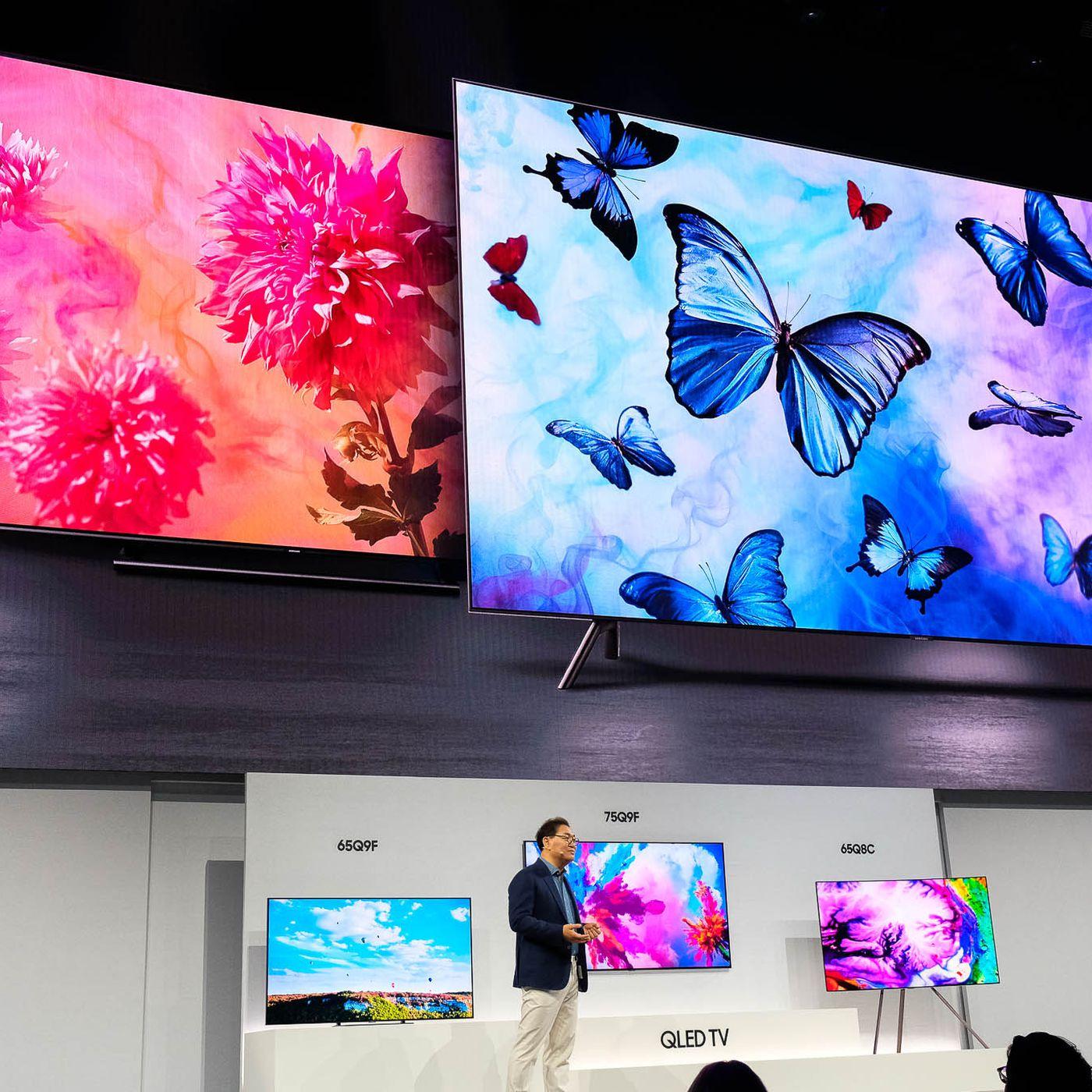новые телевизоры на фотонных точках все