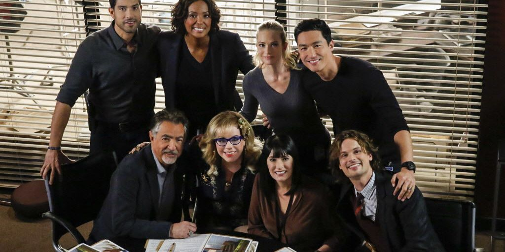 Criminal Minds' to close the books after 2019-20 season - Chicago