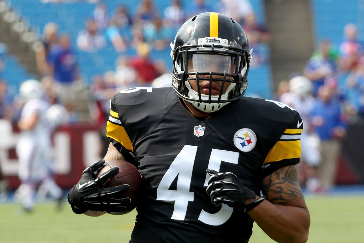 NFL: Preseason-Pittsburgh Steelers at Buffalo Bills