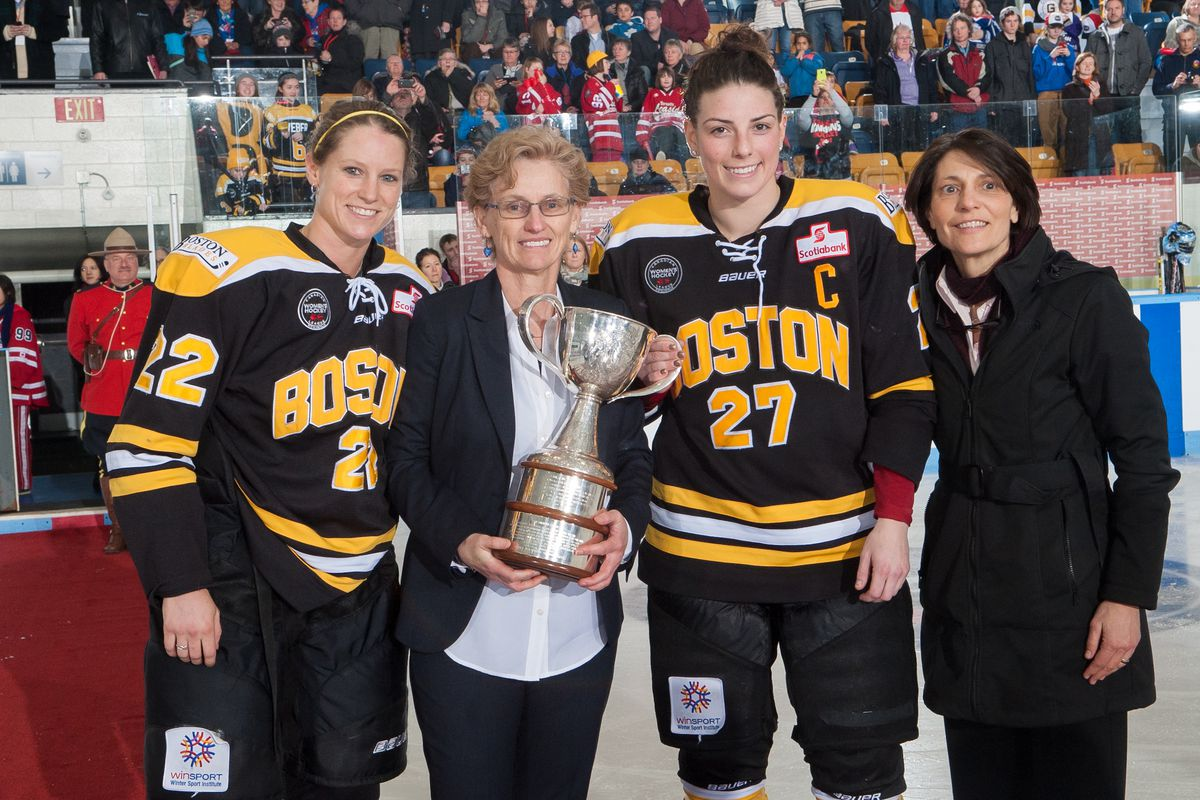Women s Hockey Wednesday  Merging CWHL and NWHL would not be easy ... dc89527192