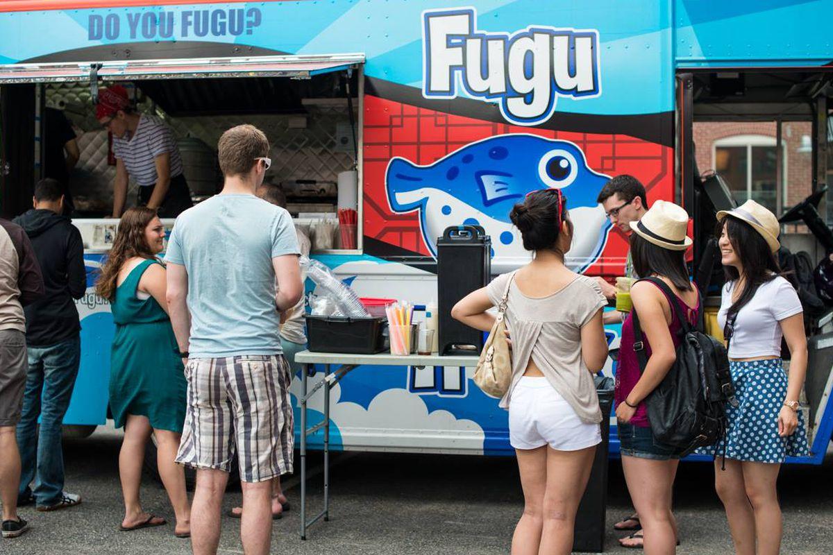 Fugu Truck