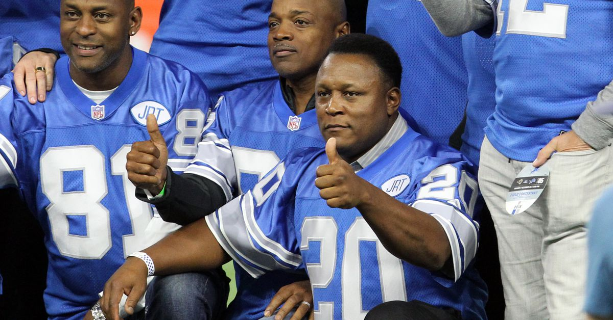 barry sanders - photo #28