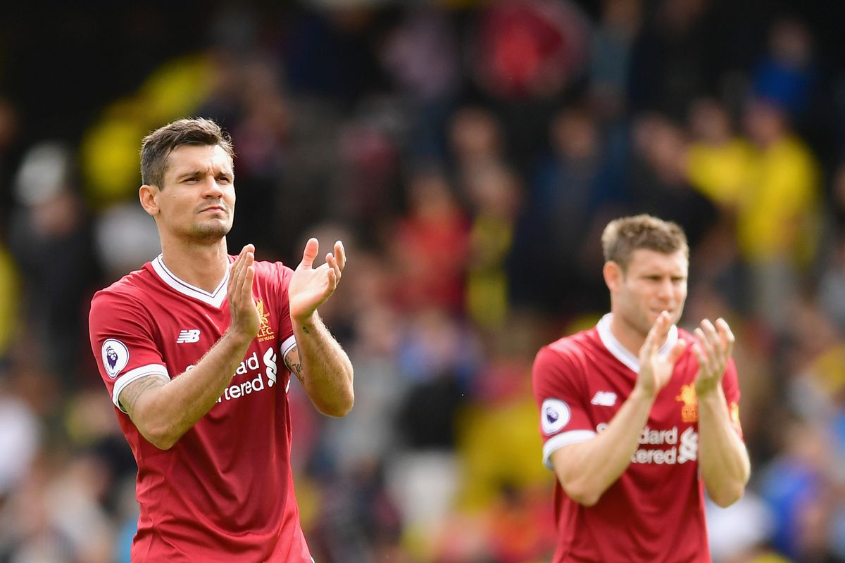 Dejan Lovren sensed intent from Romelu Lukaku in Premier League clash