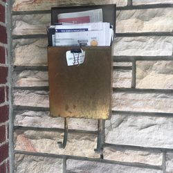 Salt Lake County Recorder Gary Ott's overflowing mailbox is seen at his residence in Salt Lake City on Tuesday May 9, 2017. County Council leaders and county employees have become increasingly concerned about Ott's well-being